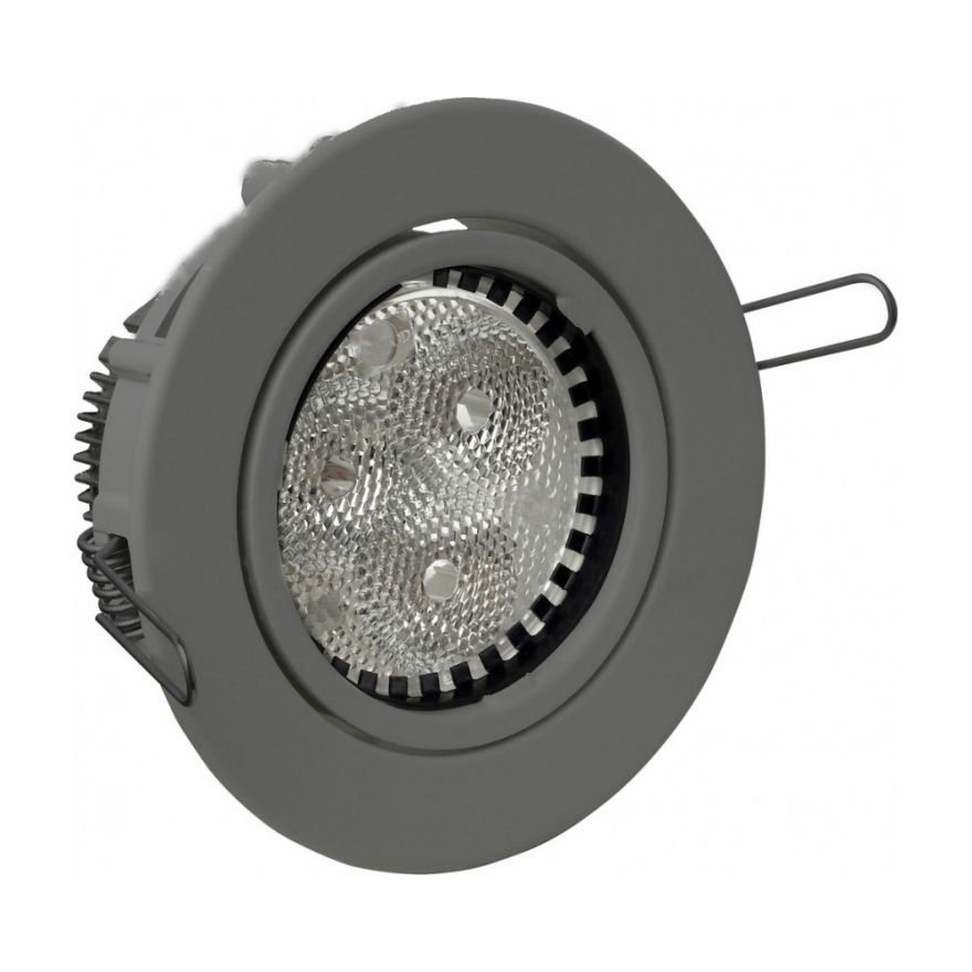 PROEL MINI SPOT CEILING LED WHITE 4200K