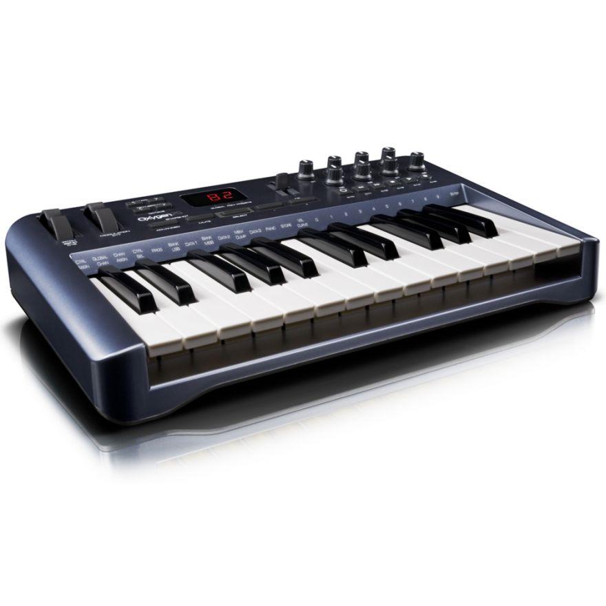 M-AUDIO OXYGEN 25 MKIII - CONTROLLER MIDI/USB