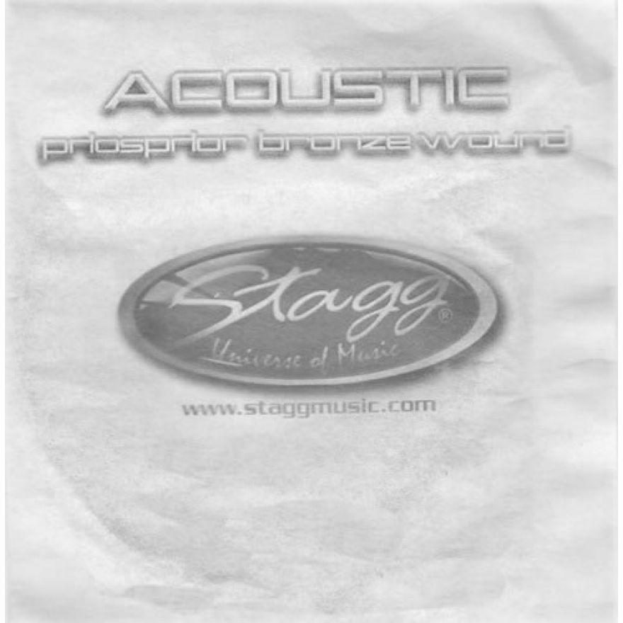 STAGG BRW-023 - CORDA SINGOLA PER CHITARRA ACUSTICA