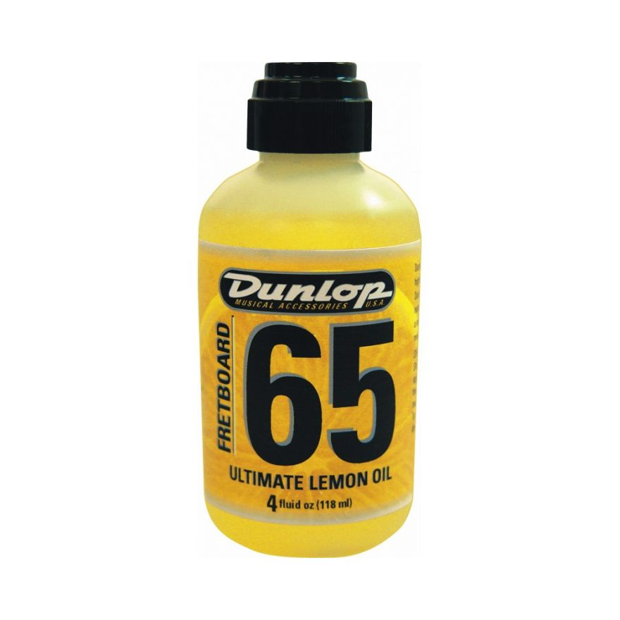 Dunlop 6551J LEMON OIL - 1OZ - JAR/24