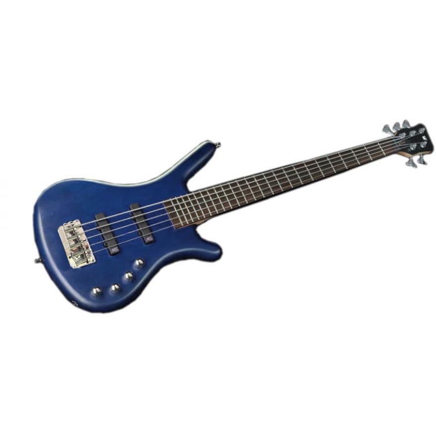 WARWICK CORVETTE BASIC 5 corde ATTIVO Blue - Basso elettrico