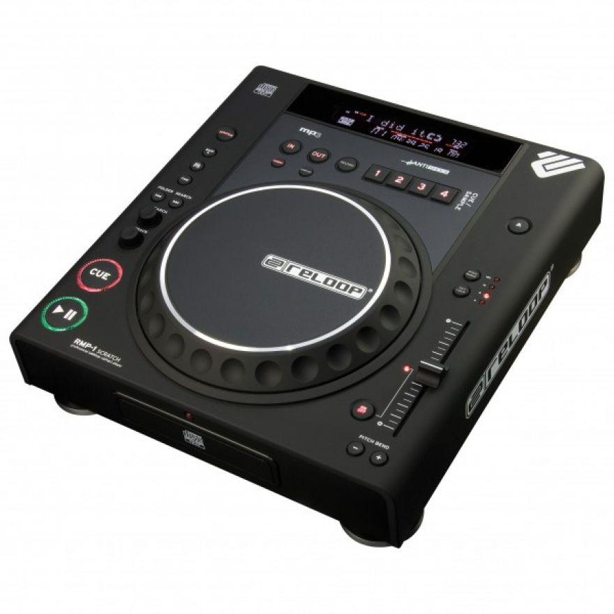 RELOOP RMP1 Scratch b MK2 - CD Player Professionale MP3