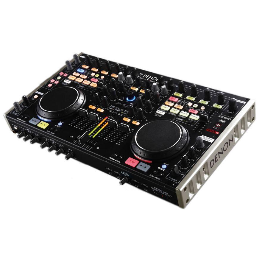 DENON MC6000 Controller DJ - CONTROLLER MIDI E MIXER PER DJ