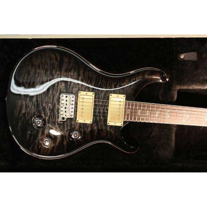 PRS CU24 25th T10 Birds Tr5 CharcoalBurs