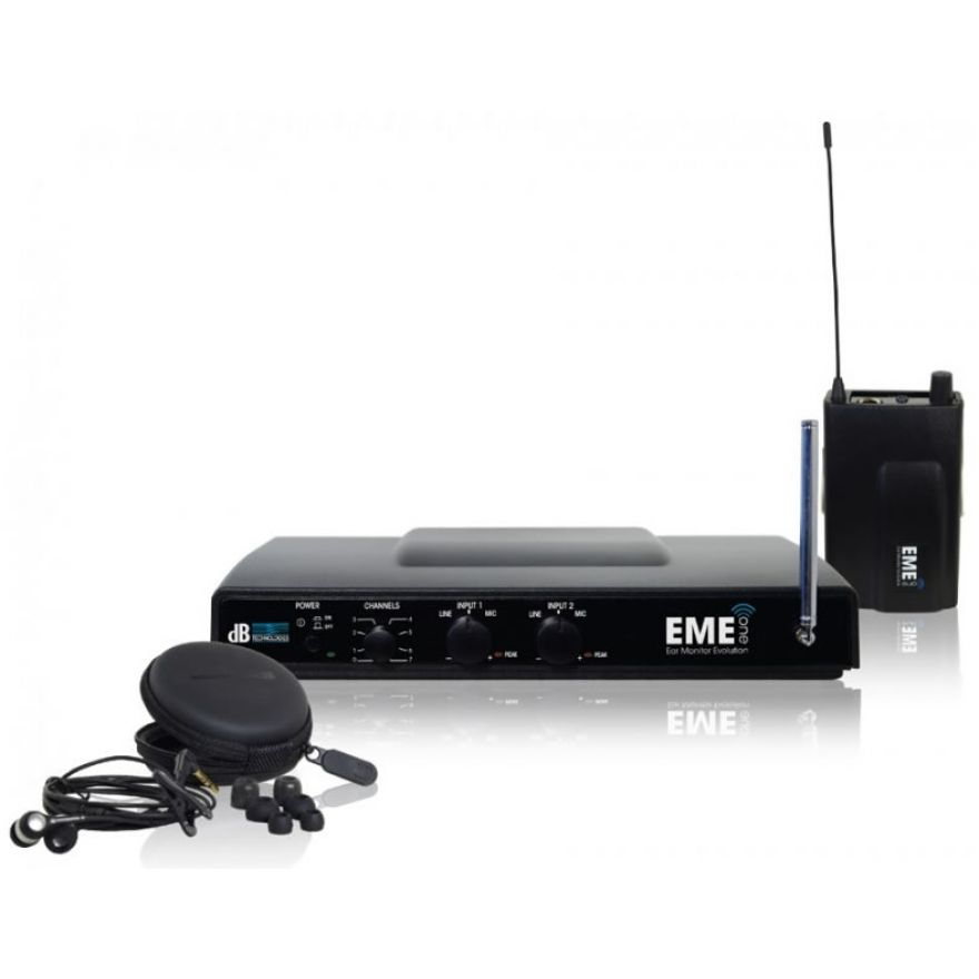 0-DB TECHNOLOGIES EME ONE -