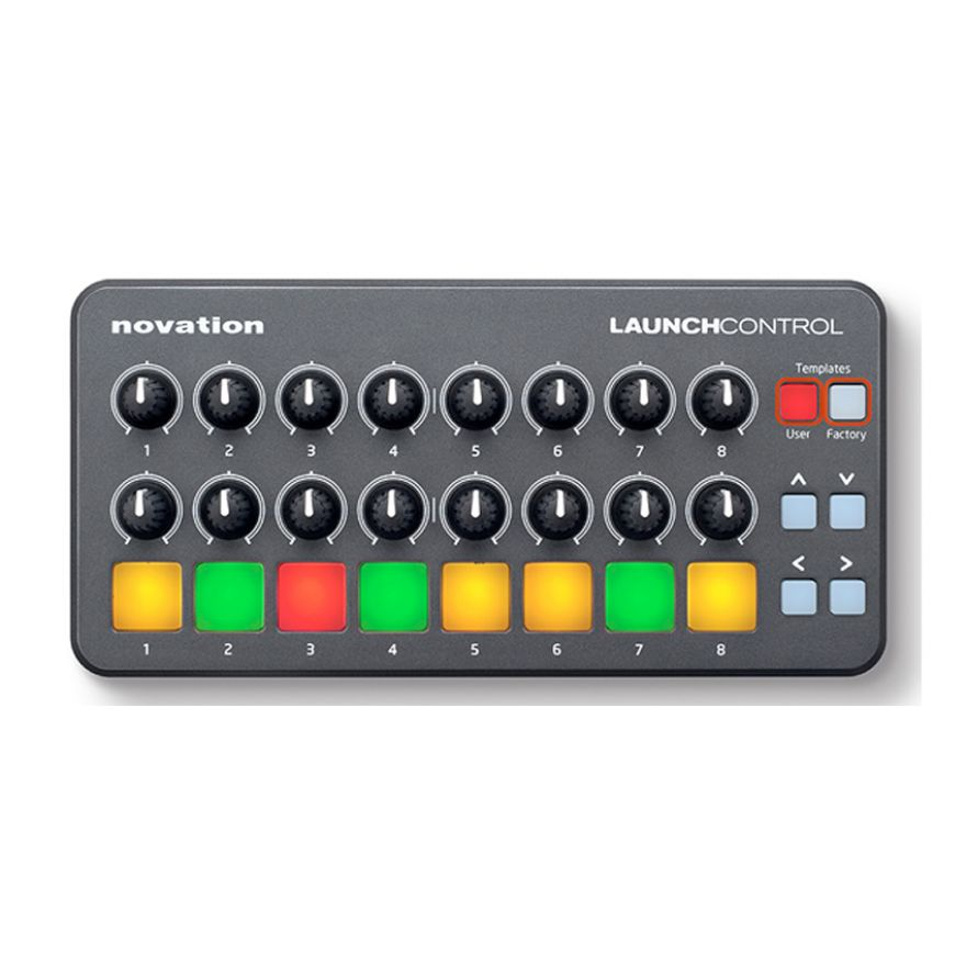 0-NOVATION Launch Control