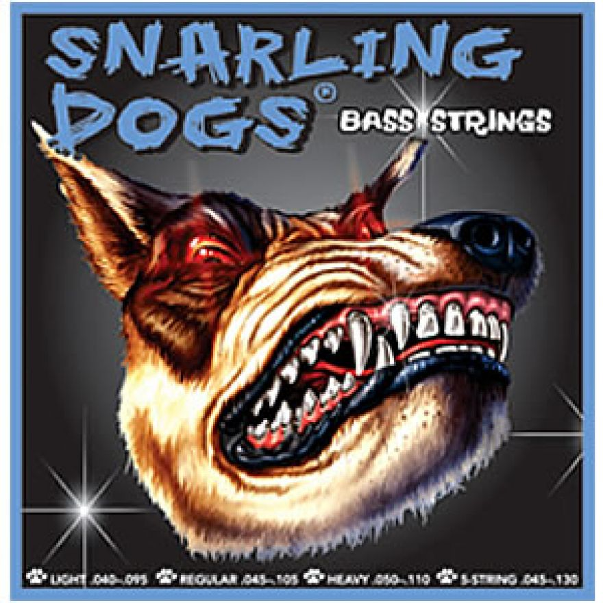 0-SNARLING DOGS SDN40 - MUT