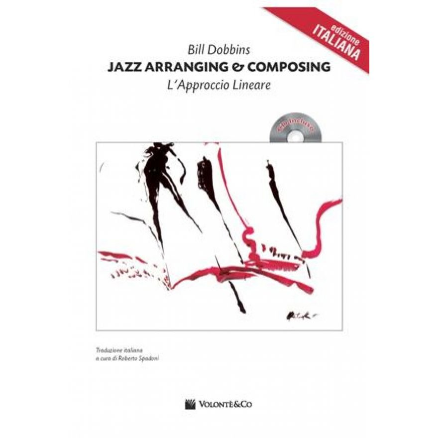 VOLONTE&CO. Bill Dobbins - JAZZ ARRANGING AND COMPOSING (+CD)