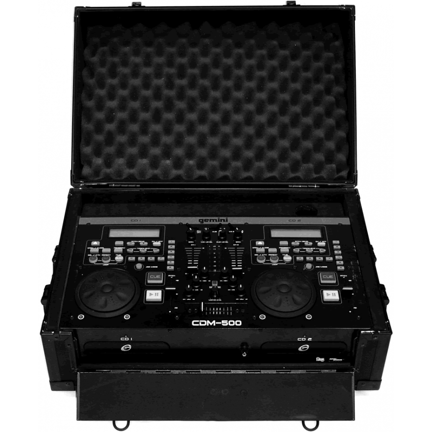 GEMINI CDM2 CASE - FLIGHT CASE PER CDM500/CDM3600/CDM3700G ...
