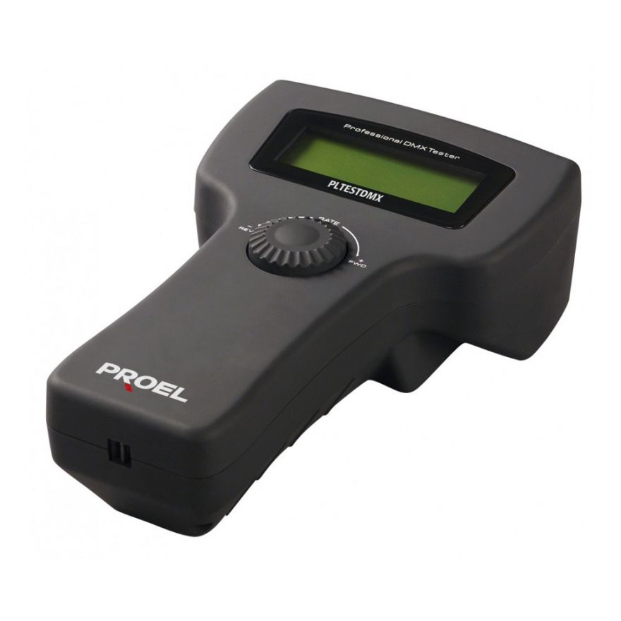 PROEL DMX DATA AND CABLE TESTER