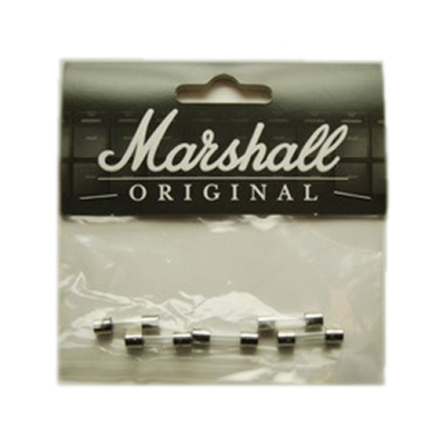 MARSHALL PACK00009 - x5 20mm Fuse Pack (3amp)
