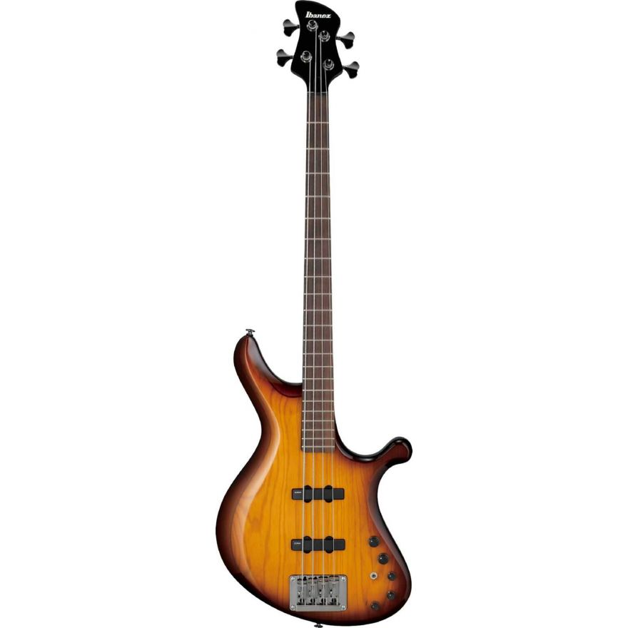 Ibanez G104-BBT Prestige Japan - brown sunburst - c/astuccio