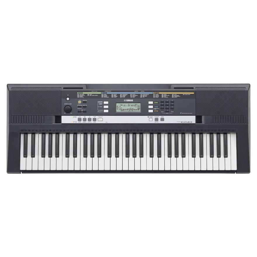 YAMAHA PSR E243 - Tastiera 61 Tasti