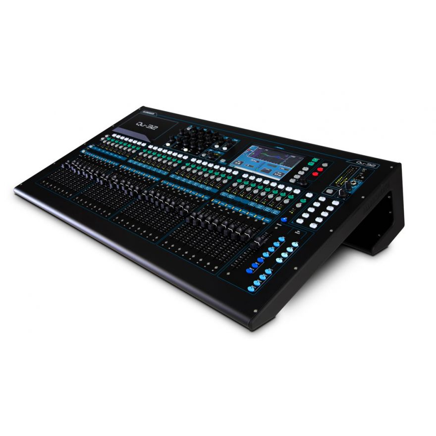 0-ALLEN & HEATH QU-32 - MIX