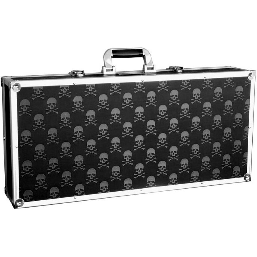 COFFIN CASE SK110 - FLIGHT CASE PER PEDALI