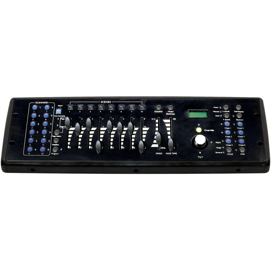 0-KARMA CT 192DMX - CONTROL