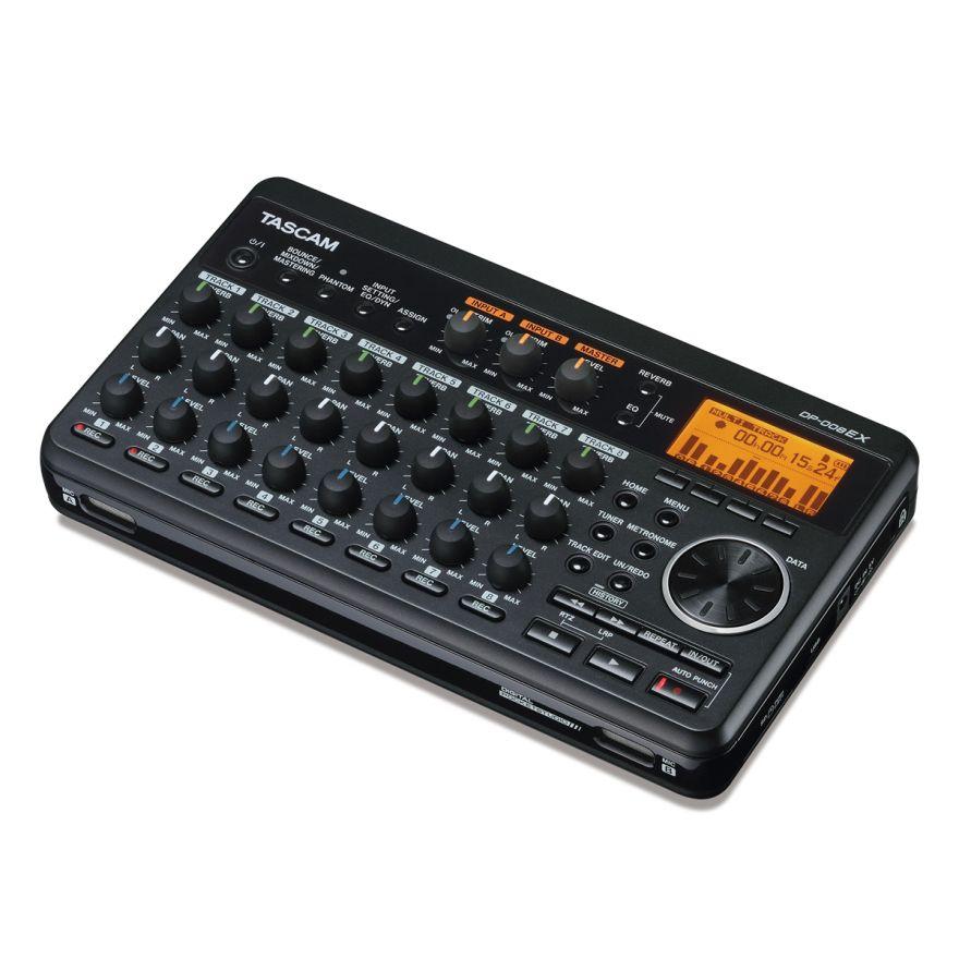 0-TASCAM DP008 EX
