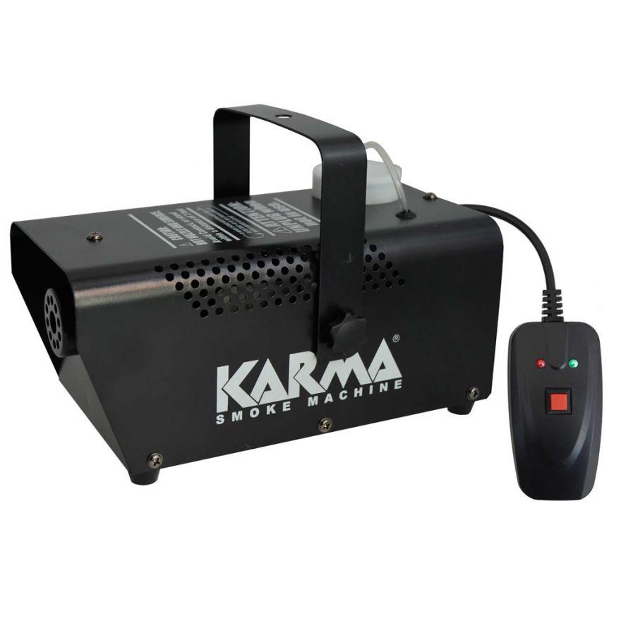KARMA DJ 700 - Mini Macchina da fumo