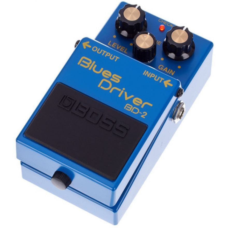 0-BOSS BD2 Blues Driver - E