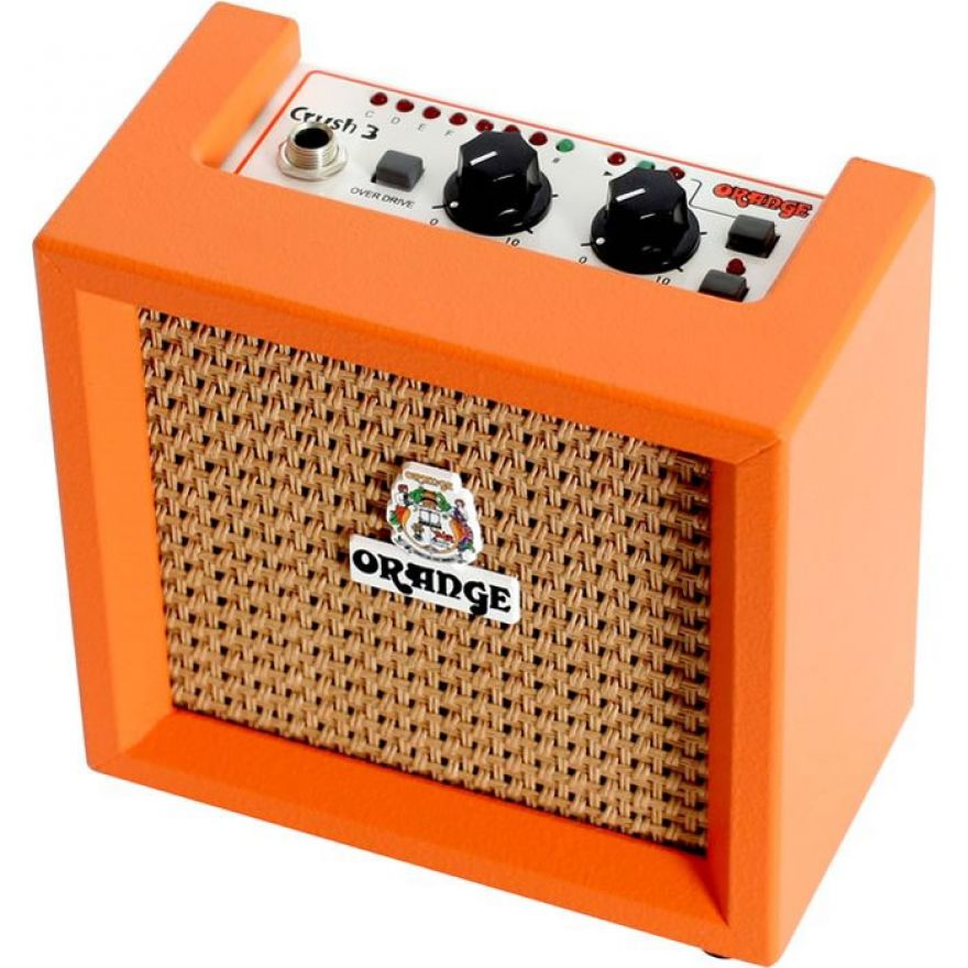 ORANGE CRUSH Pix CR3 - MINI COMBO PER CHITARRA 3W RMS