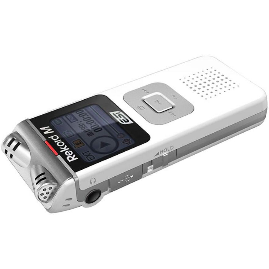 ESI Rekord M - REGISTRATORE STEREO PORTATILE Mp3/USB 2.0 4GB