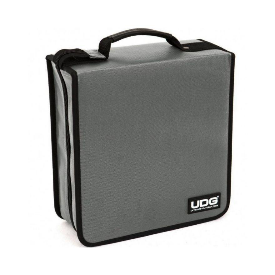 UDG CD WALLET 280 STEEL GREY