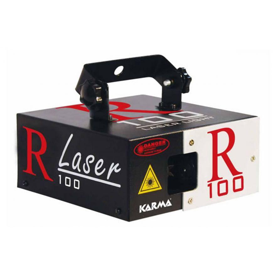 KARMA LASER 100 - LASER ROSSO 100MW
