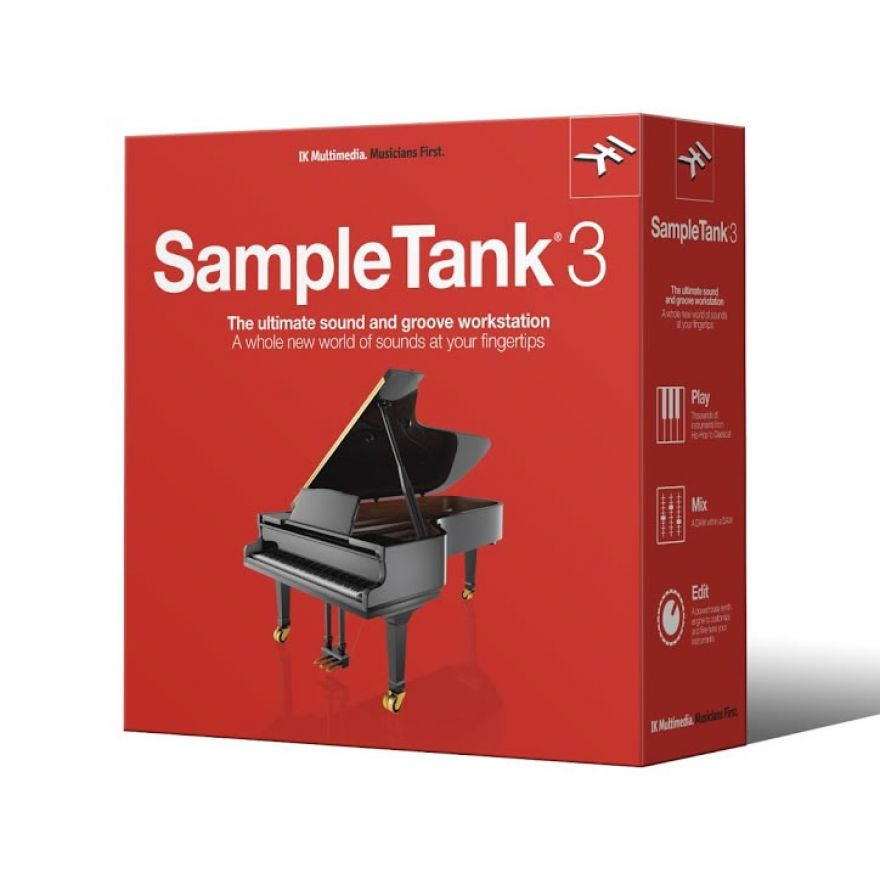 0-IK MULTIMEDIA Sample Tank