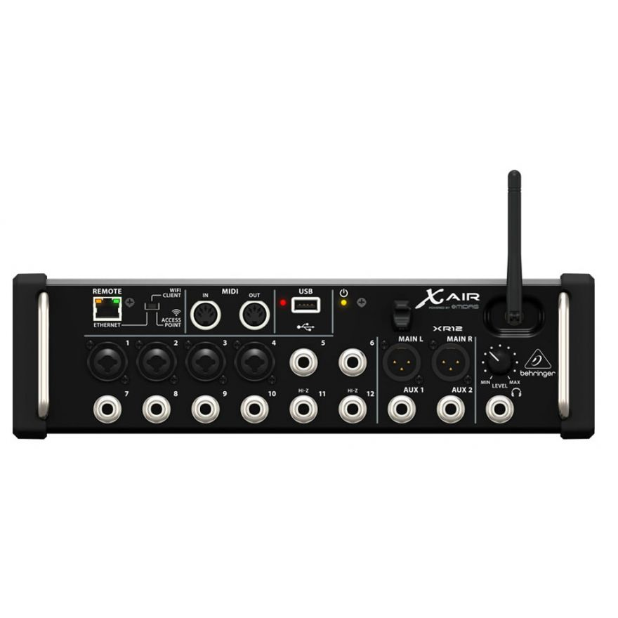 0-BEHRINGER X Air XR12 - MI