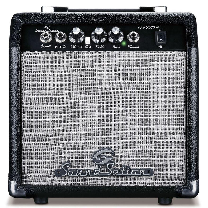 SOUNDSATION CLASSIC-10 - Amplificatore per Chitarra