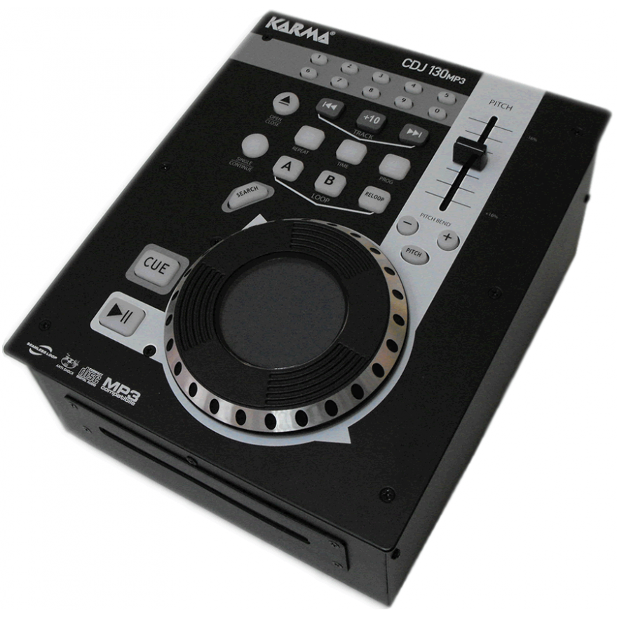 0-Deejay Set CDJ130MP3 - Le