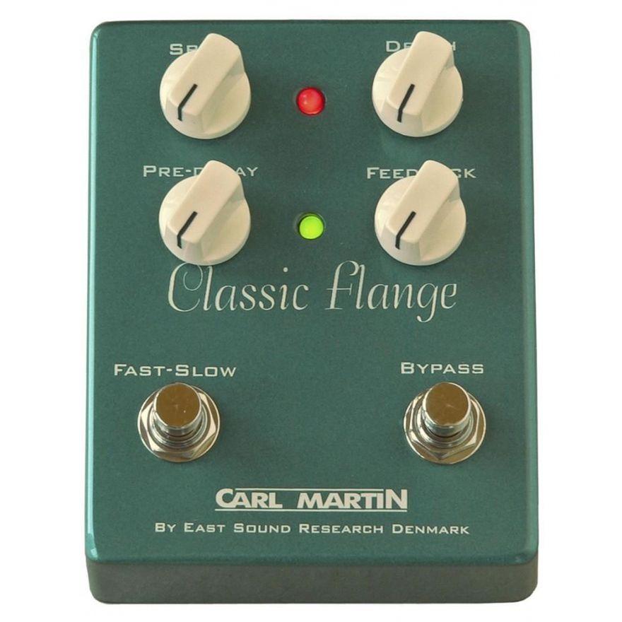 CARL MARTIN CLASSIC FLANGE - FLANGER PER CHITARRA
