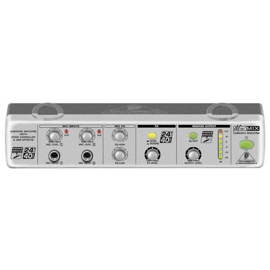 0-BEHRINGER MIX800 MINIMIX
