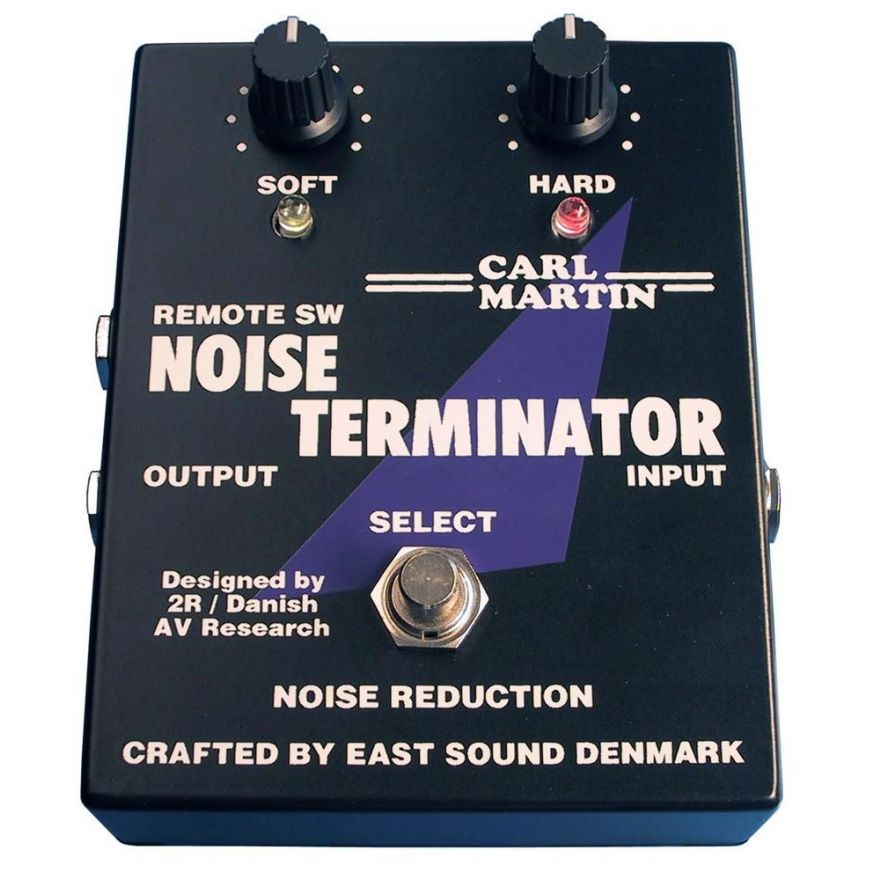 CARL MARTIN NOISE TERMINATOR - NOISE REDUCTION PER CHITARRA