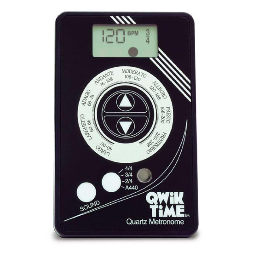 QWIK TIME QT5 - METRONOMO AL QUARZO