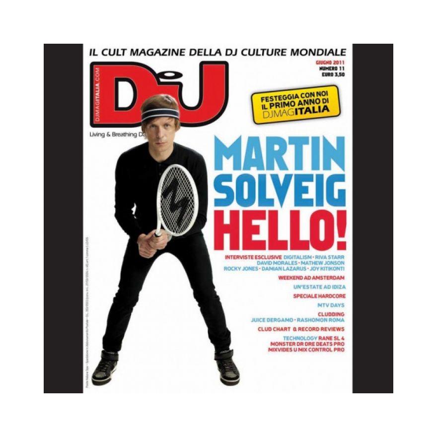 DJ MAG ITALIA DJ MAG GIUGNO 2011