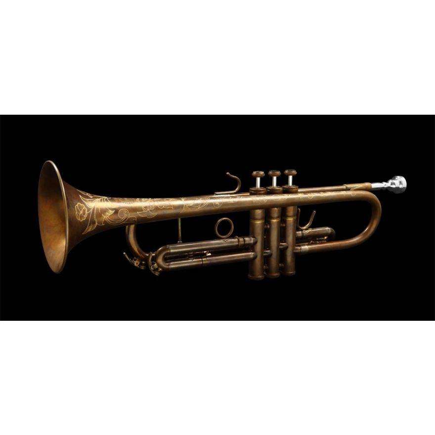 GRASSI TR600 - Tromba in Sib vintage