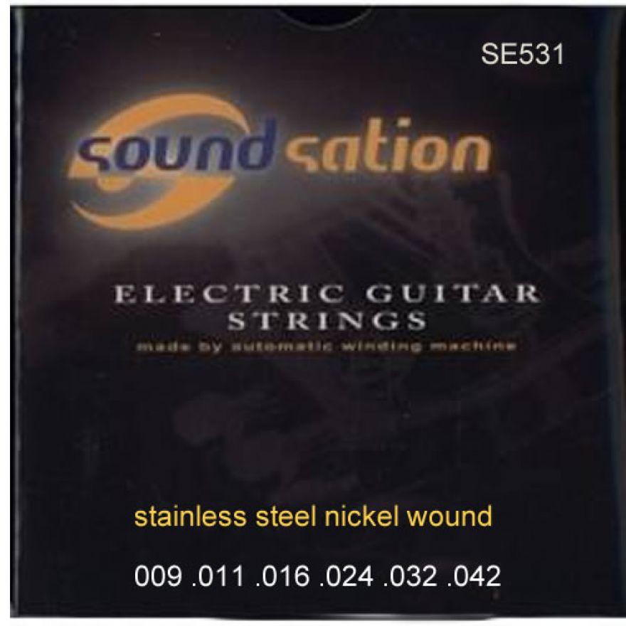 SOUNDSATION SE531 - Muta per elettrica 09-42