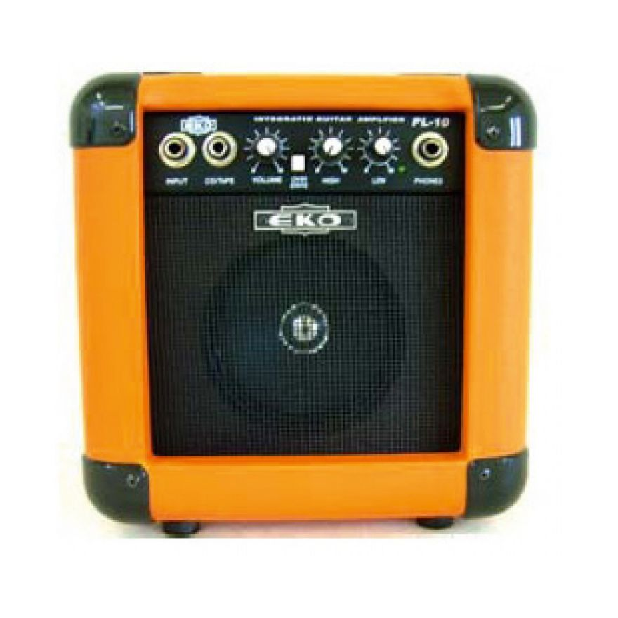 EKO PL10OR - AMPLIFICATORE 8 WATT (ORANGE)