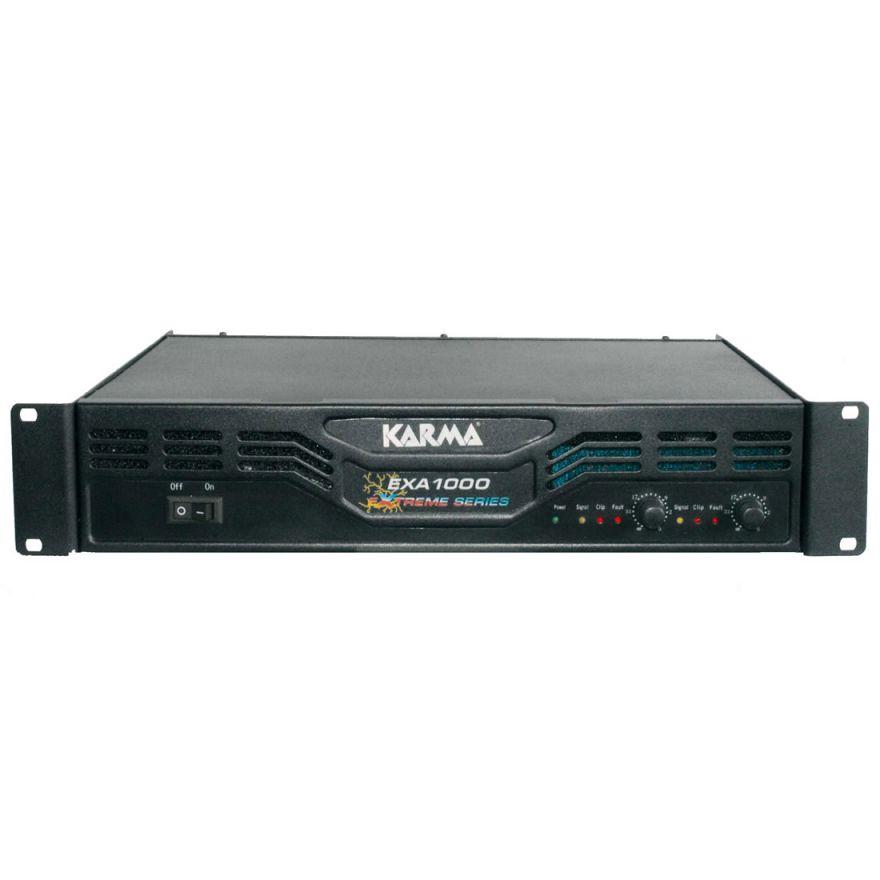 KARMA EXA 1950 - AMPLIFICATORE STEREO 2X200W