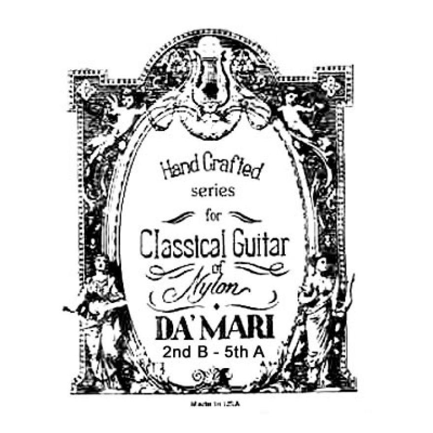 DANIEL MARI 2nd B - CORDA SINGOLA PER CHITARRA CLASSICA [2nd