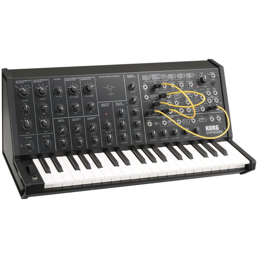 0-KORG MS20 MINI - SINTETIZ