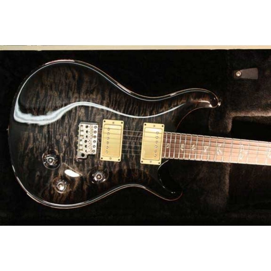 PRS CU24 25th T10 WT Birds Tr5 CharcBurs