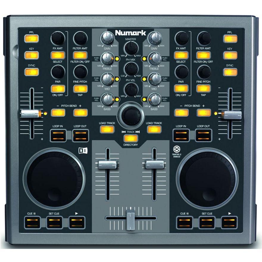 NUMARK NO COICE TOTAL CONTROL MKII - MIDI CONTROLLER PROFESSIONA