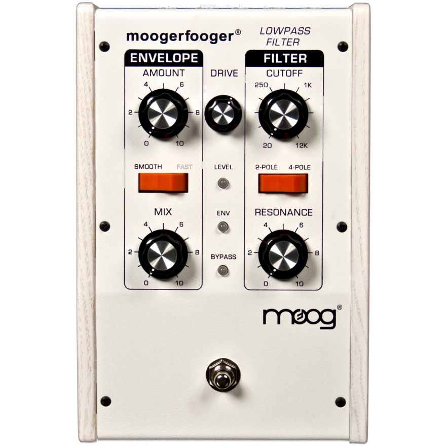 MOOG MF-101 Low Pass Filter White