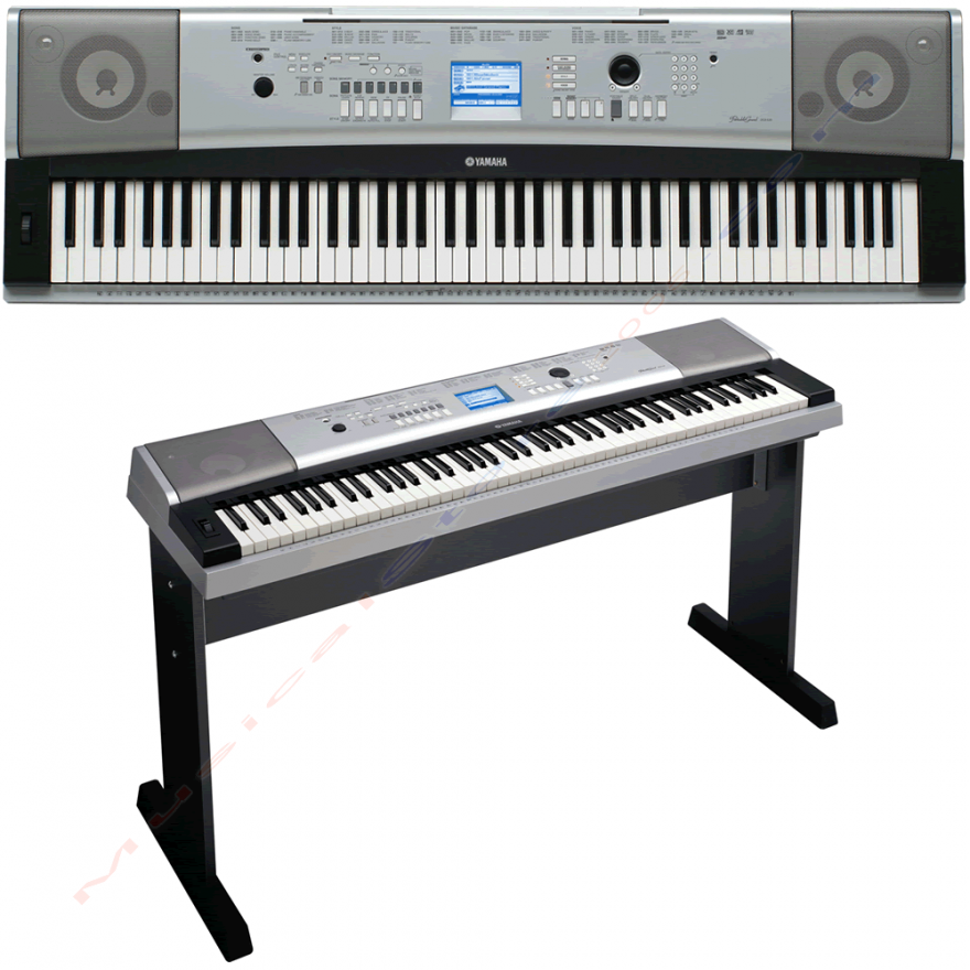 0-YAMAHA DGX520 - PIANO DIG