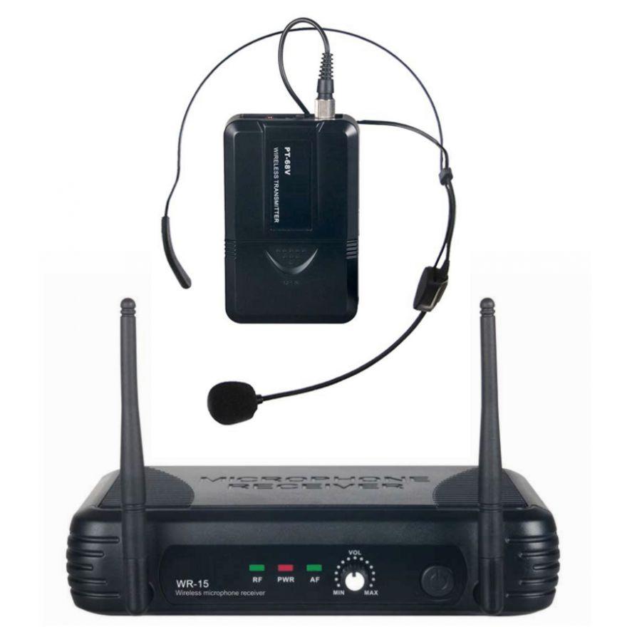 KARMA SET 7320LAV - RADIOMICROFONO LAVALIER UHF