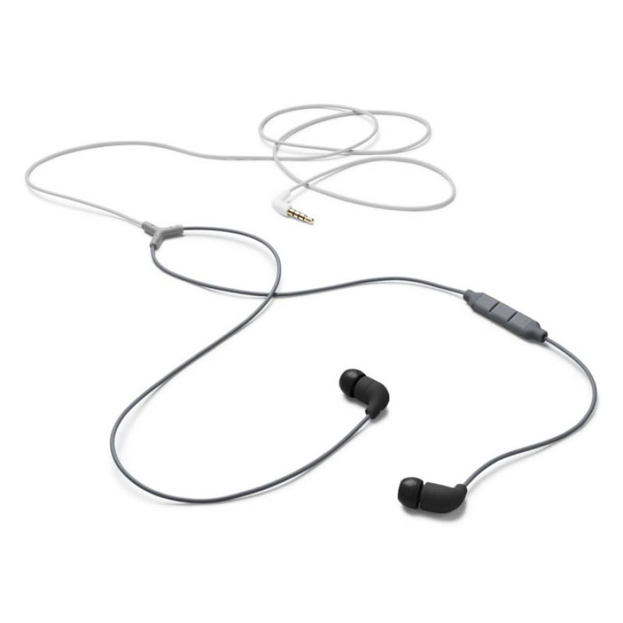 AIAIAI Pipe GREY W MIC - AURICOLARI CON MIC PER iPad, iPhone...