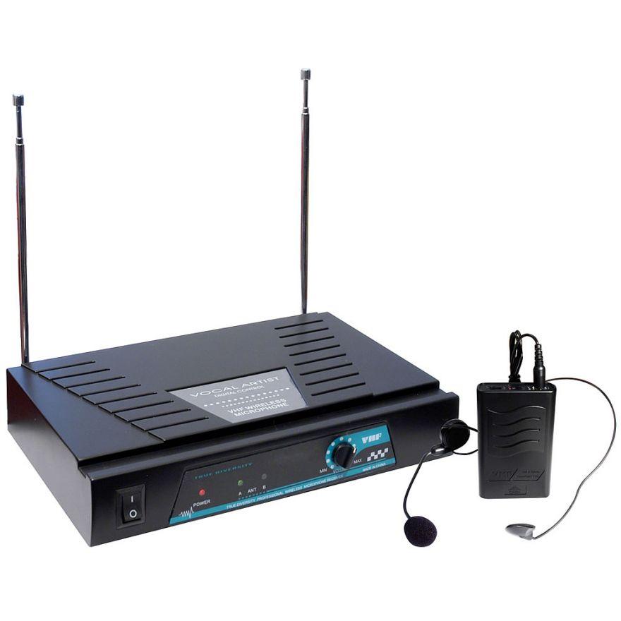 KARMA SET 6070LAV - RADIOMICROFONO VHF LAVALIER