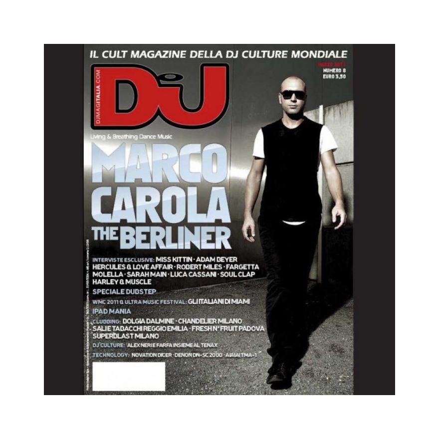 DJ MAG ITALIA DJ MAG MARZO 2011
